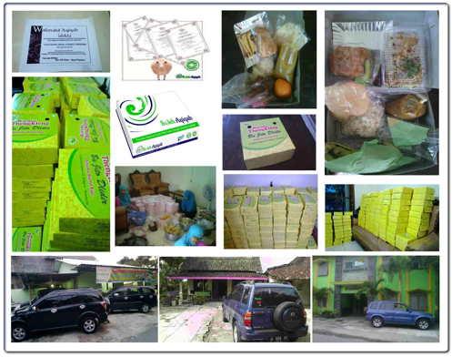 Paket Aqiqah Nasi Kotak Siap Saji