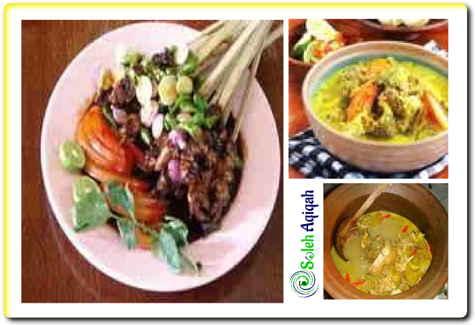 Aqiqah sragen enak dengan masakan istimewa