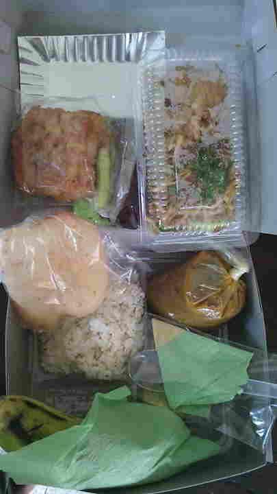 Aqiqah magetan 2017 dalam paket nasi box atau kotak