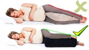 Wajib Tahu Posisi Tidur yg Baik untuk Ibu Hamil